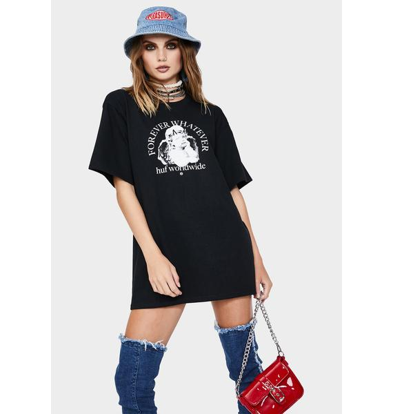 HUF Forever Whatever Omen Graphic Tee