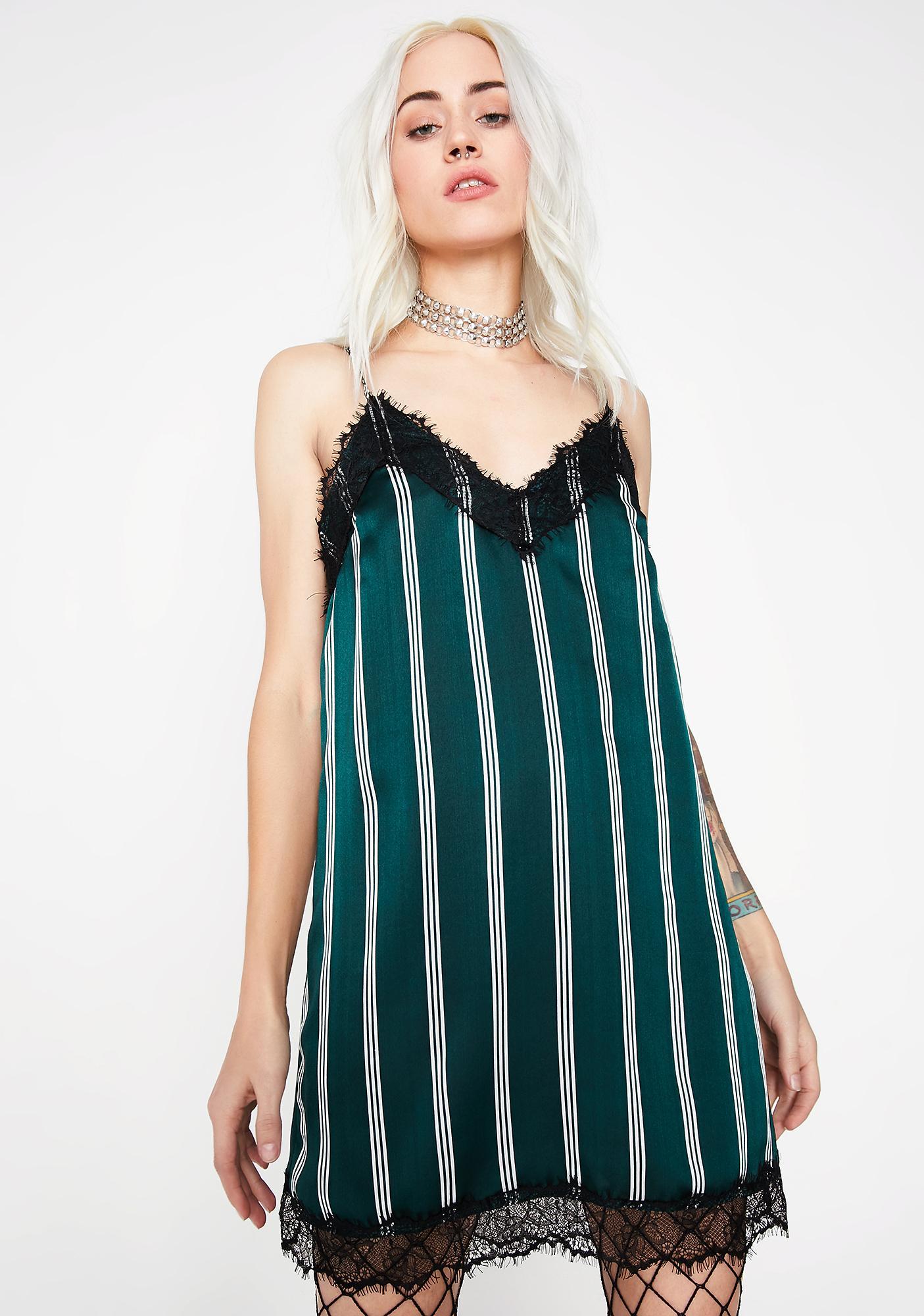 Lucky Day Slip Dress
