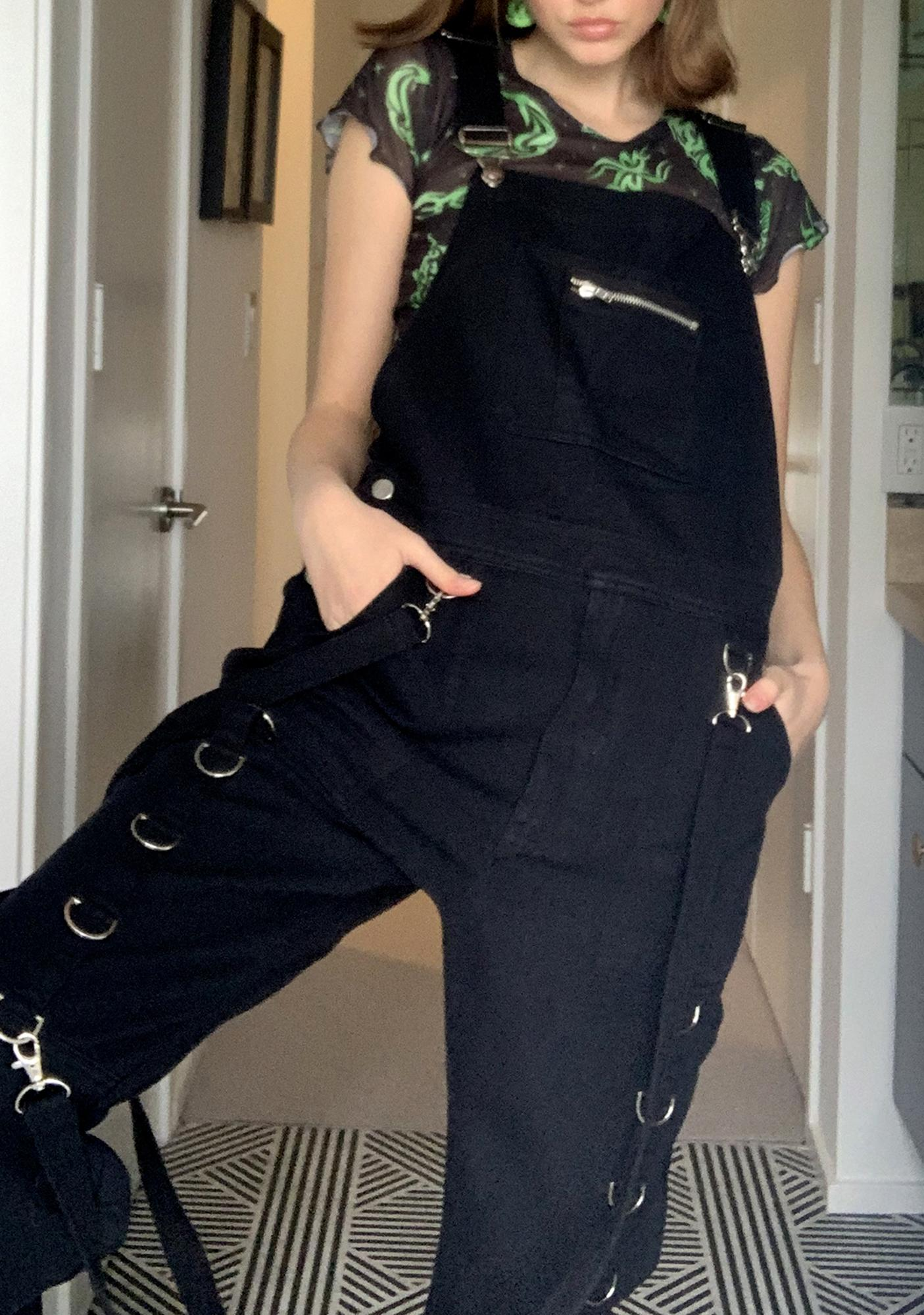 HOROSCOPEZ Crime Of Passion Bondage Overalls