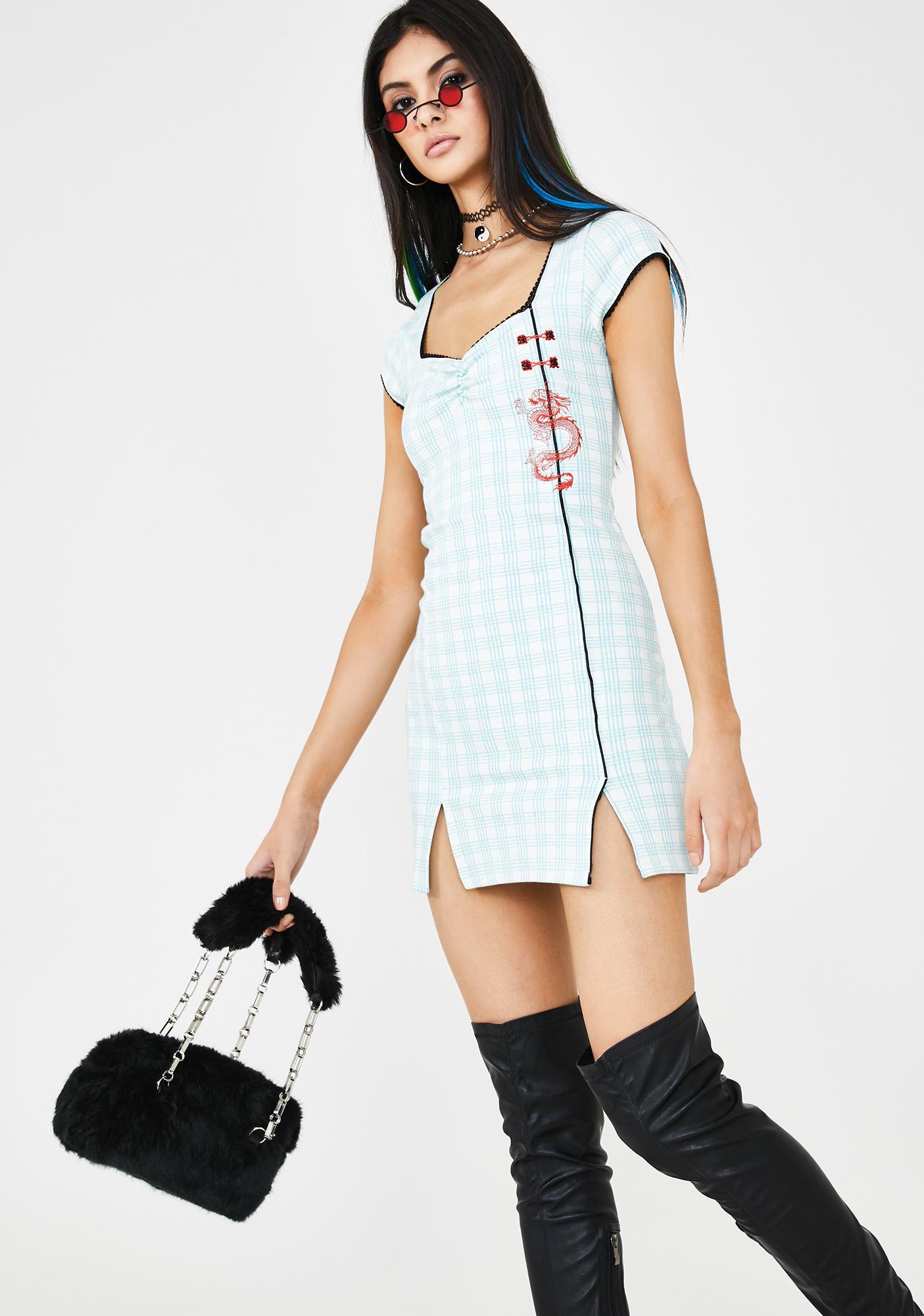GANGYOUNG Sky Mido Dress
