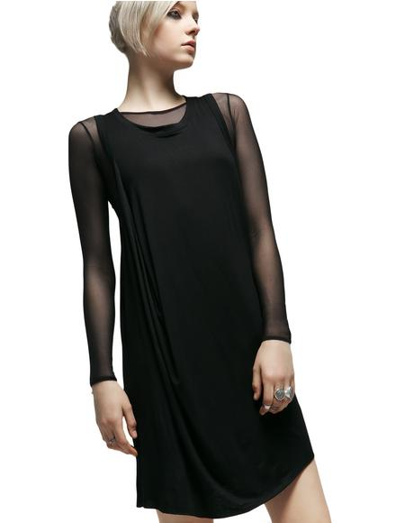 Unknown Arrival Draped Tank