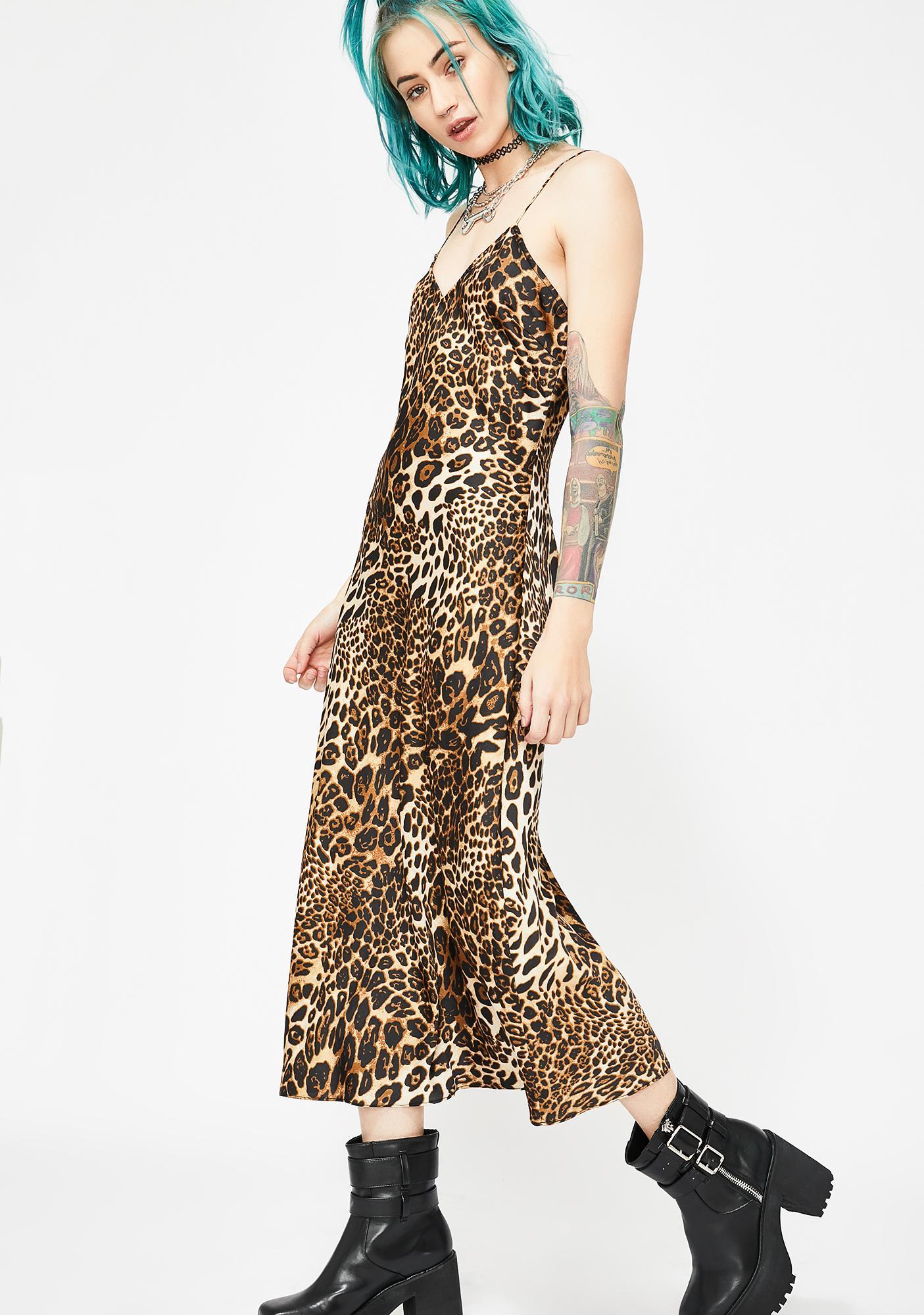 313166b417 Catatonic Territory Cheetah Dress
