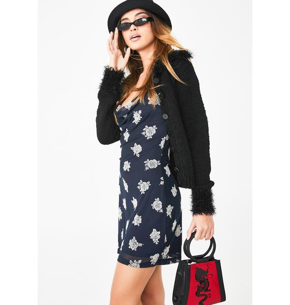 Motel Becky Mini Dress