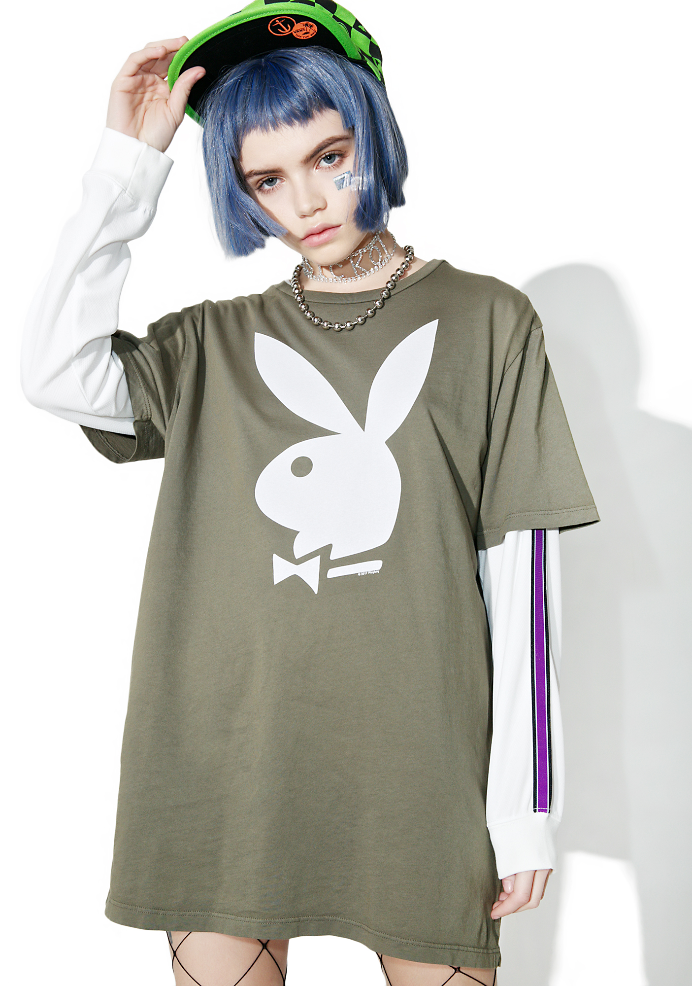 Junk Food Clothing Playboy Tee