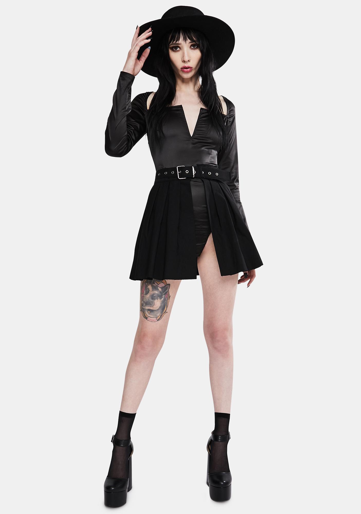 OW INTIMATES Elenor Long Sleeve Bodysuit
