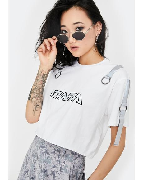 Gallery Reflective Graphic Tee