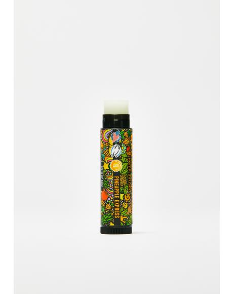Pineapple Express SPF 15 Hemp Lip Balm
