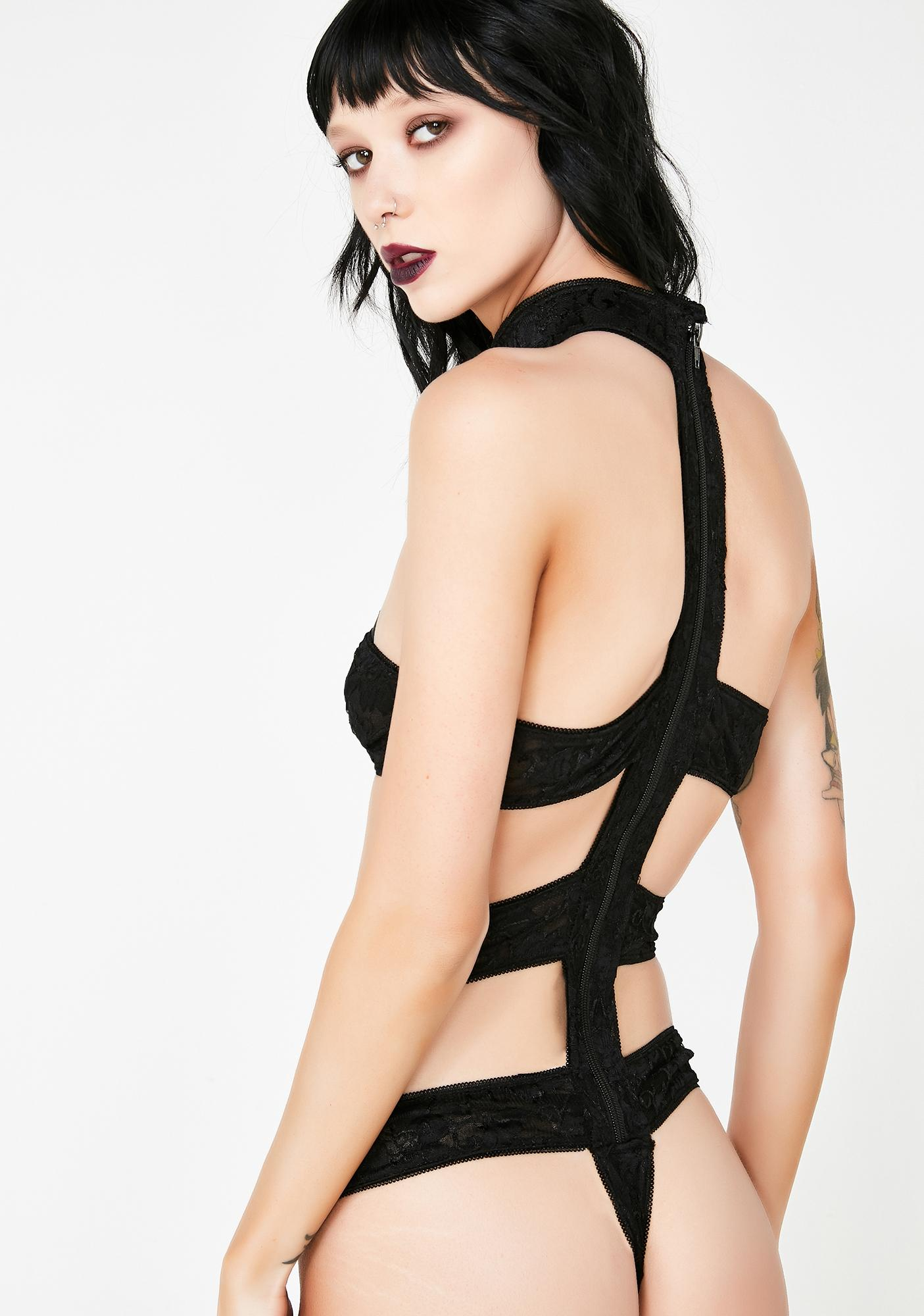 Love Me Tender Lace Bodysuit