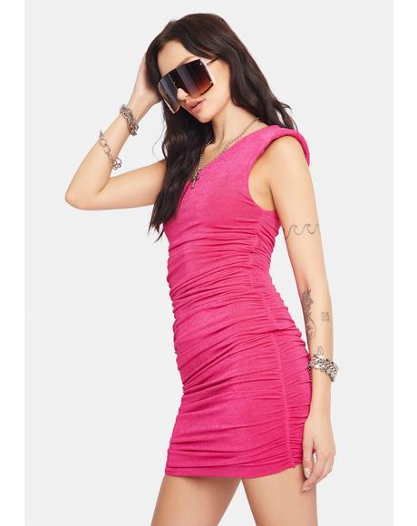 Pink Addison Dress