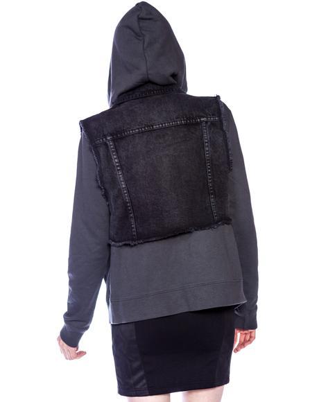 Denim Diaries Flacket Jacket