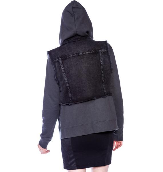 Insight Denim Diaries Flacket Jacket
