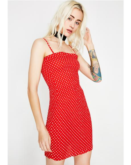 Hard Candy Mini Dress