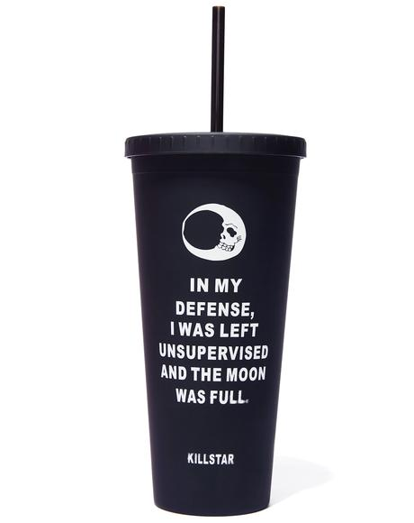 Full Moon Cold Brew Cup