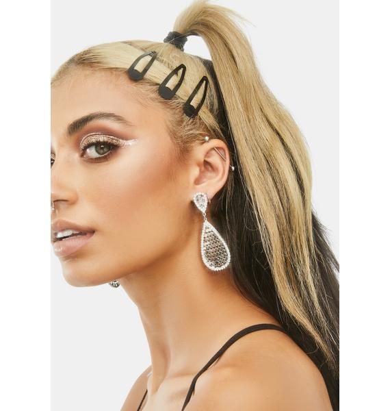 Touch of Elegance Drop Earrings