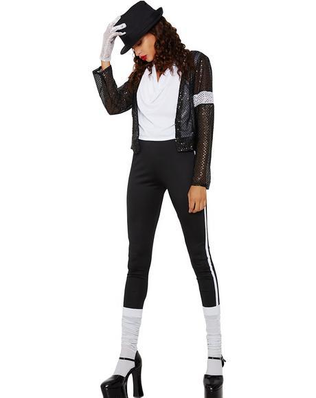 Miss Jackson Costume Set