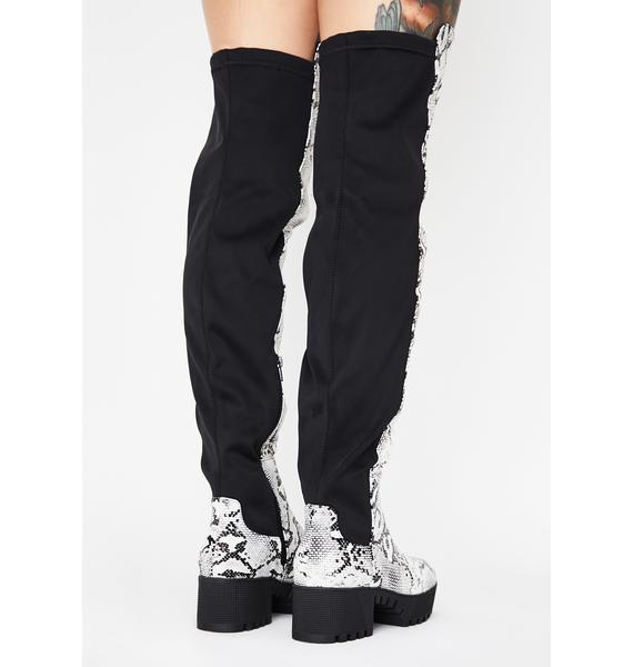 Viral Vixen Knee High Boots