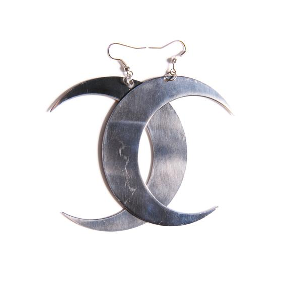 Killstar Luna Earrings