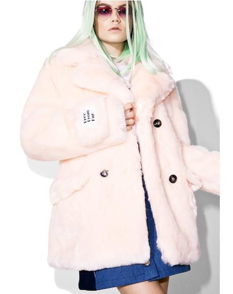 Marsha Double Breasted Pea Coat