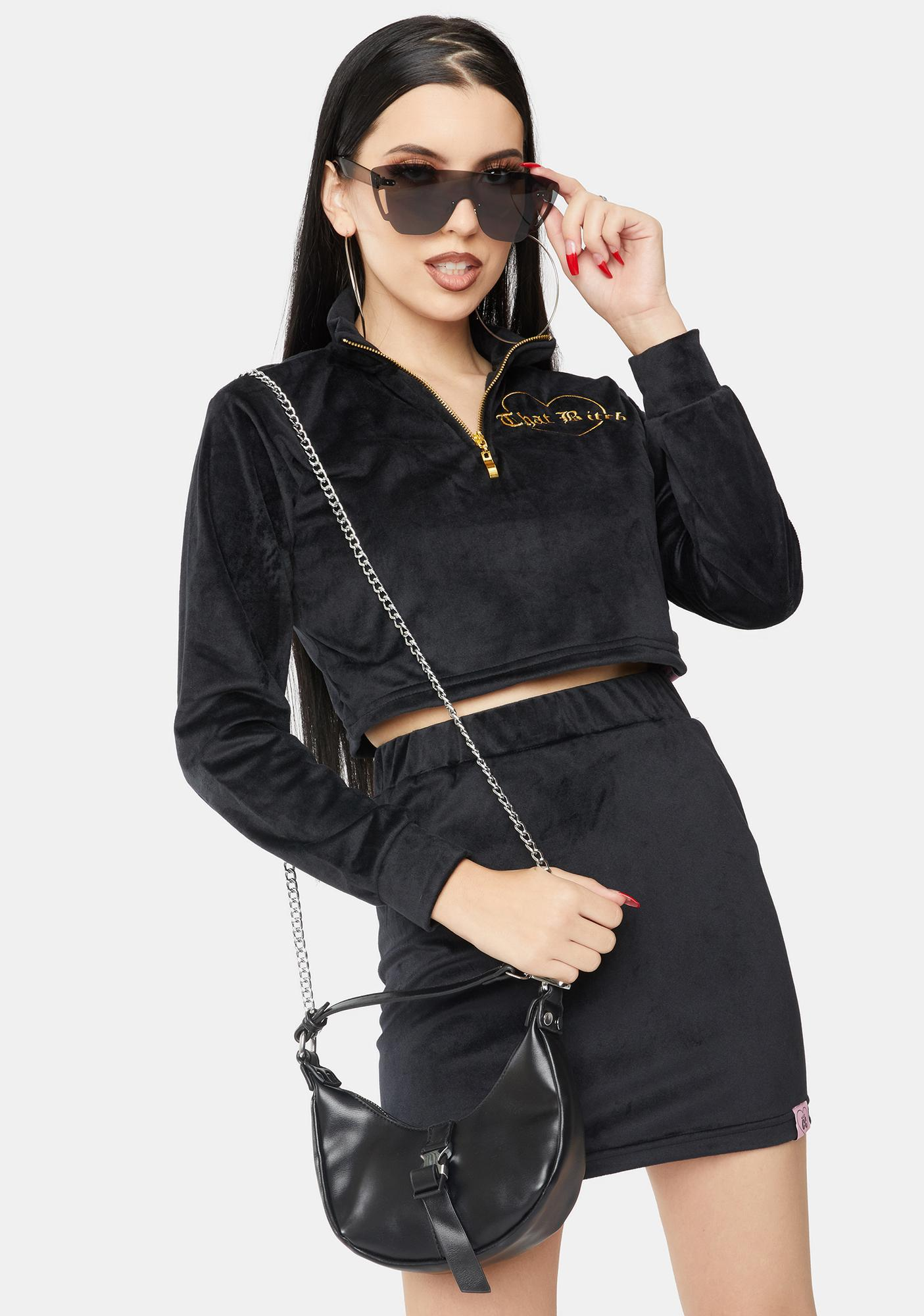 Super Lowkey Chain Handbag