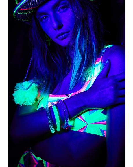 Sour Arm Candy Light Up Bracelet Set