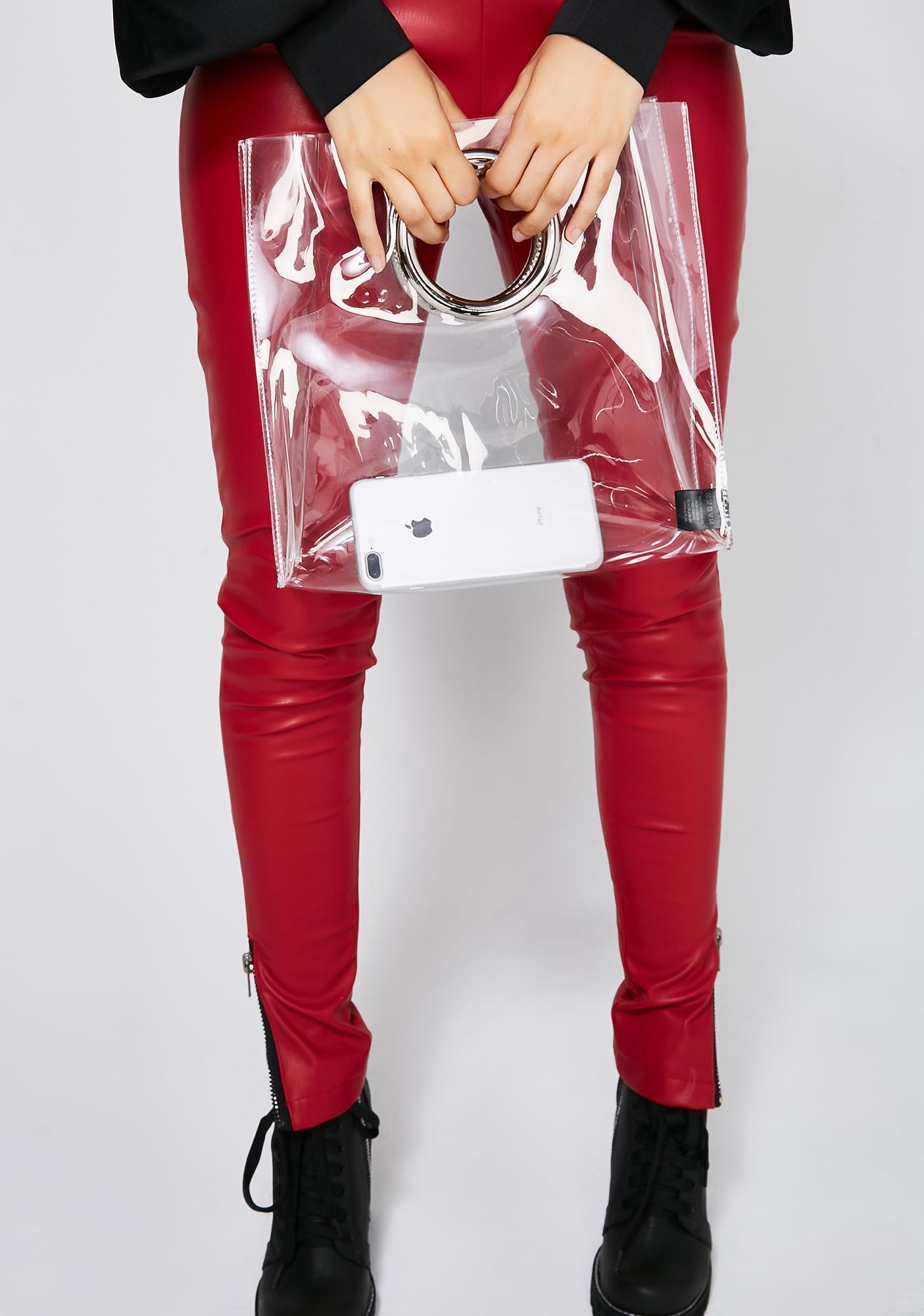 Clear Minded Bag