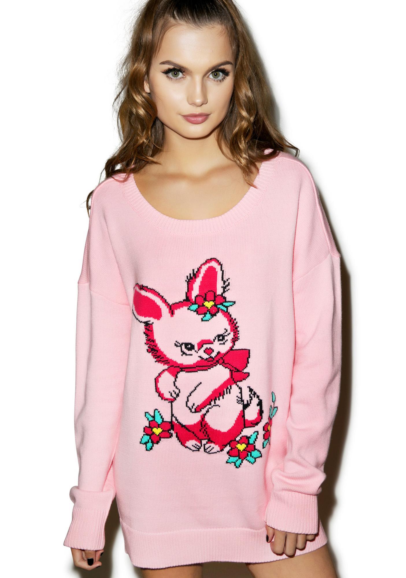 Iron Fist Bunny Bunch Sweater