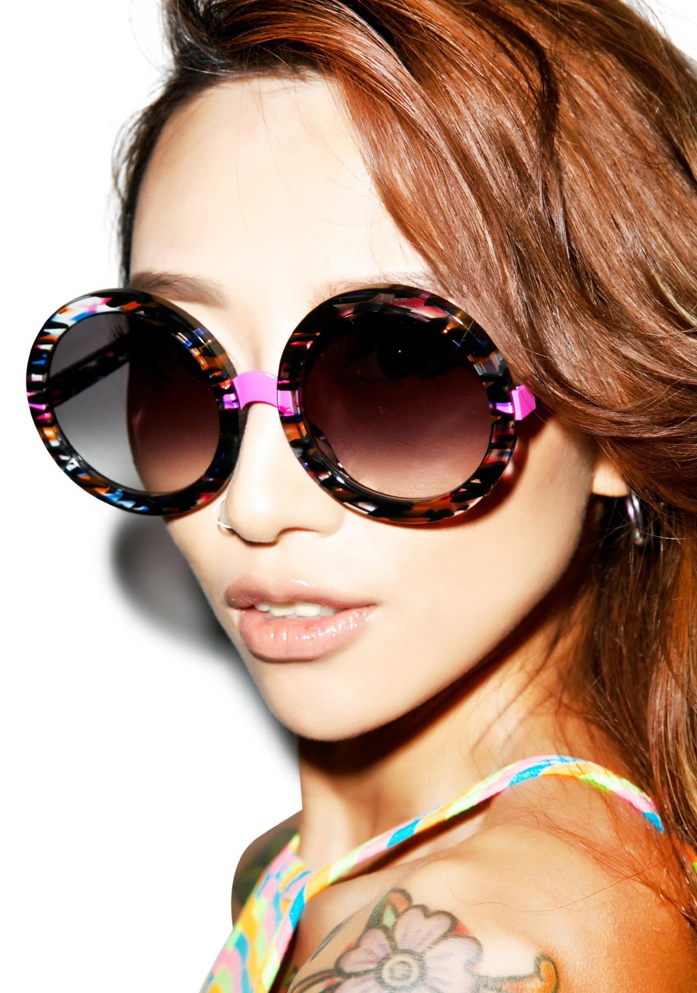 Wildfox Couture Malibu Sunglasses