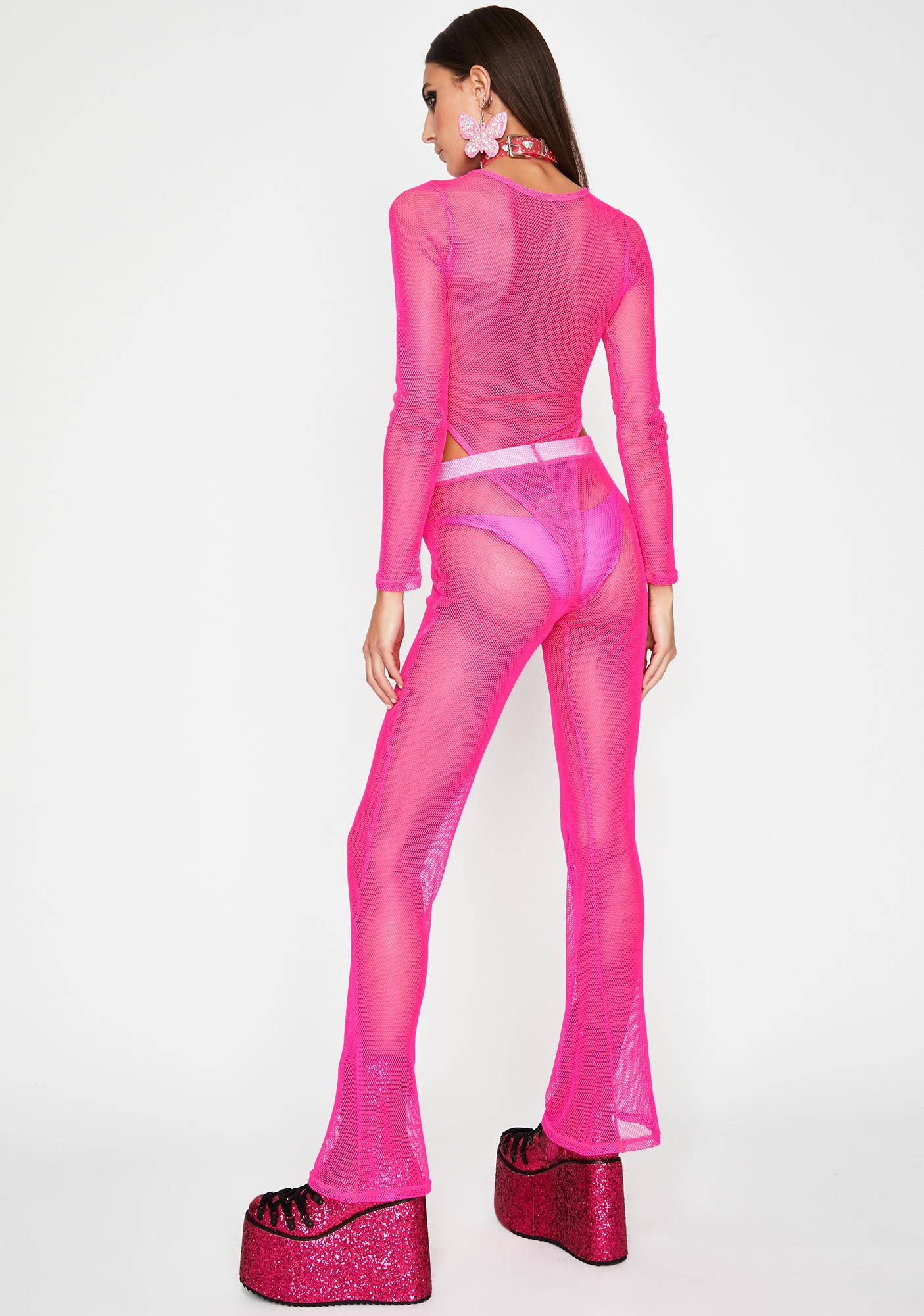 Candy Infinite Illusion Mesh Flares