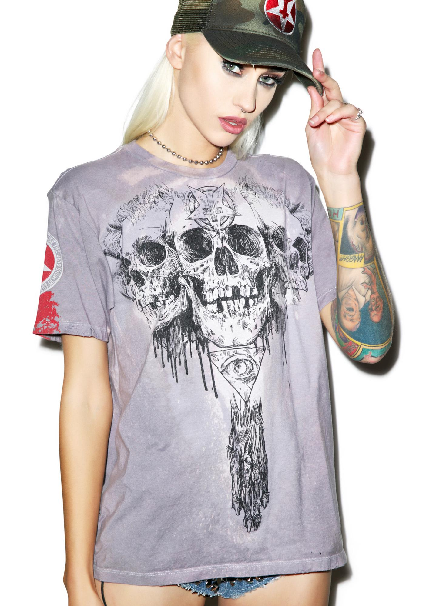 Junker Search N Destroy Tee