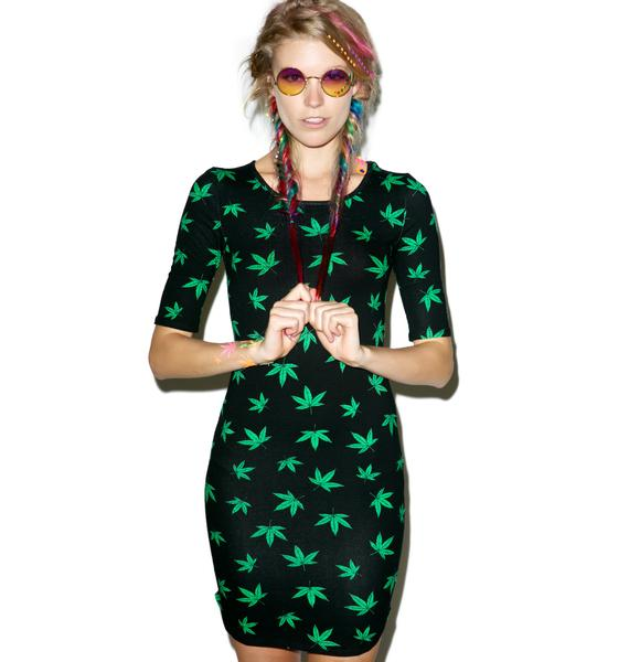 Kush Bodycon Dress