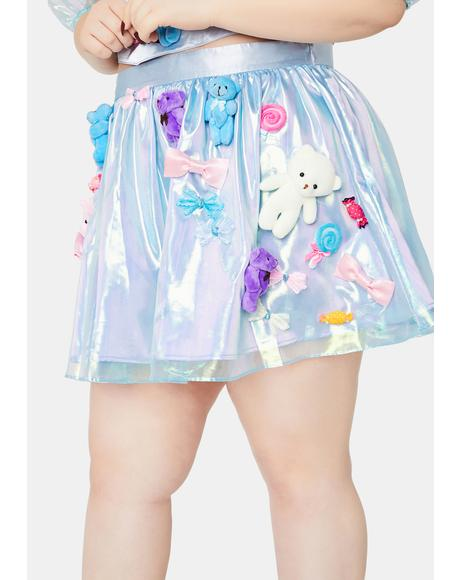 Real Sweet Masterpiece Mini Skirt