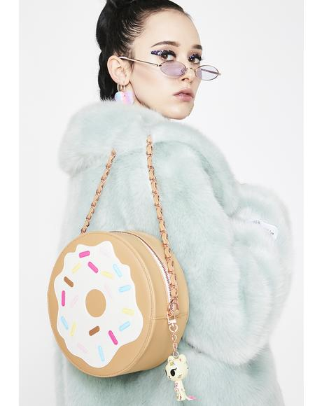 Donutella Donut Crossbody Bag