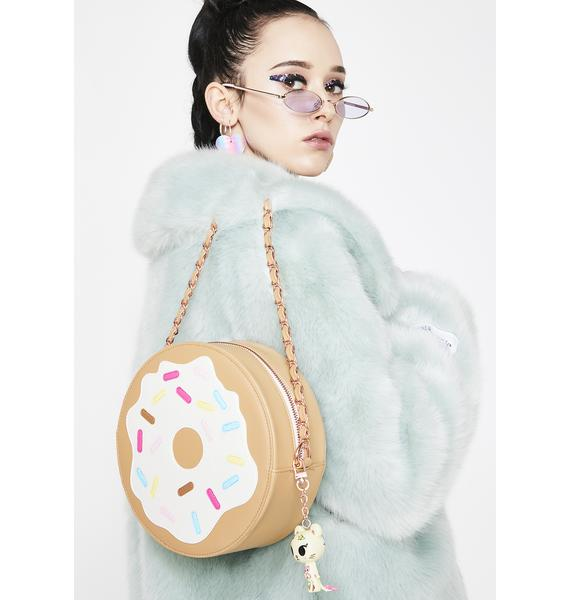 Tokidoki Donutella Donut Crossbody Bag