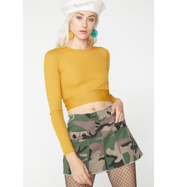 Get Lost Camo Shorts