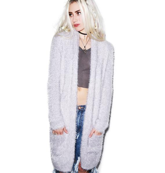 For Love & Lemons Blizzard Cardigan