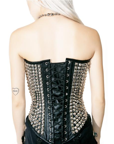 Vintage Deadstock Turbo Lover Corset