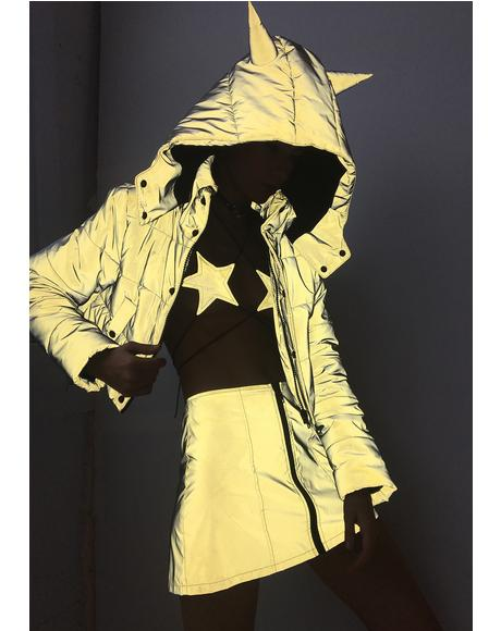 Savage Signalz Reflective Jacket