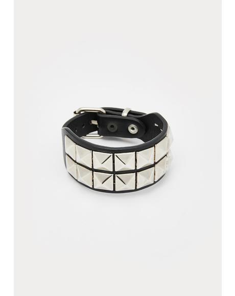 Wicked Wiles Studded Bracelet