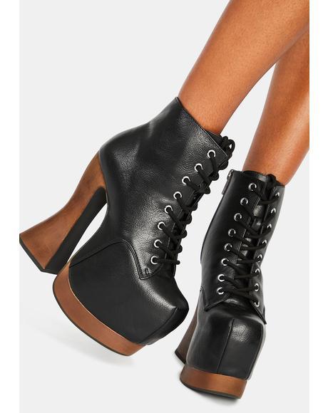 Zora Platform Boots