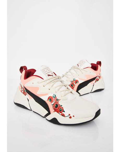x S.Tsai Nova Cherry Bombs Sneakers