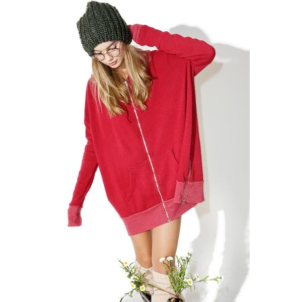 Wildfox Couture Essentials Charmed Hoodie