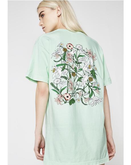 Nerm Flowers Tee