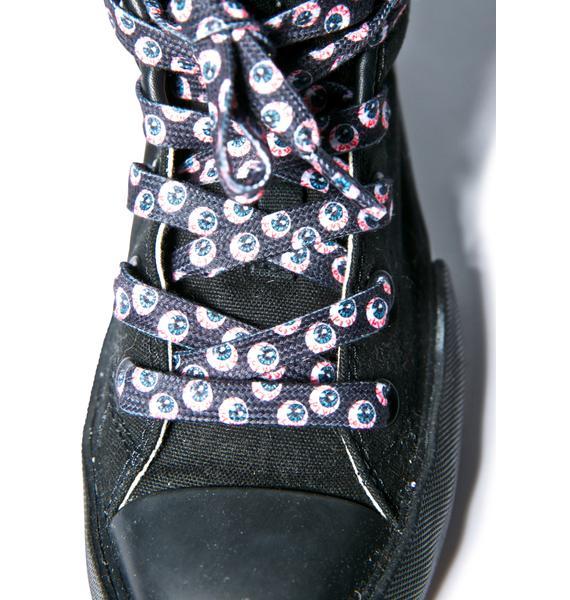 Eyein' U Up Shoe Laces