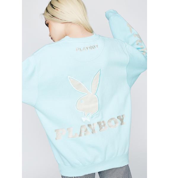 Vintage Playboy Logo Sweatshirt