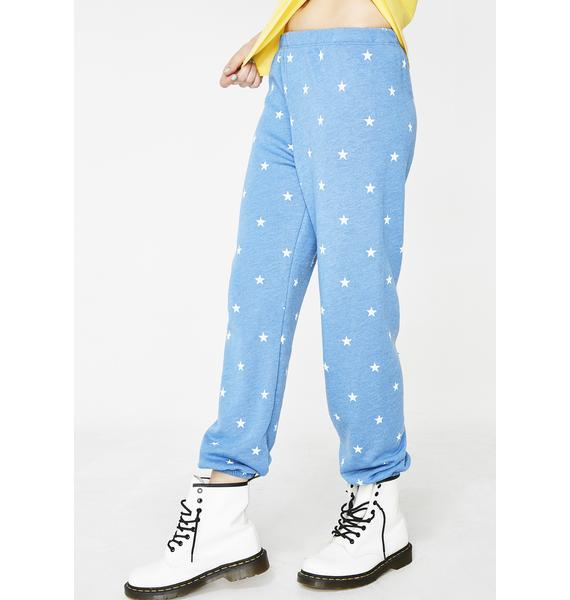 Wildfox Couture Football Star Easy Sweats