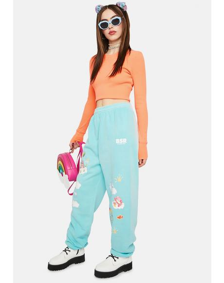 Cloudy Kingdom Sweatpants