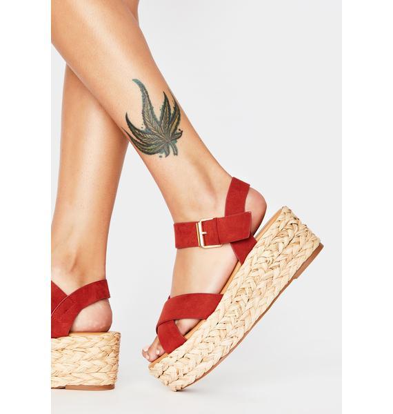 Sienna What A Day Espadrille Sandals