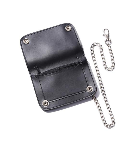 Always Prepared Chain Wallet