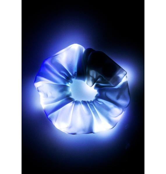 J Valentine Popstarr Light Up Scrunchie