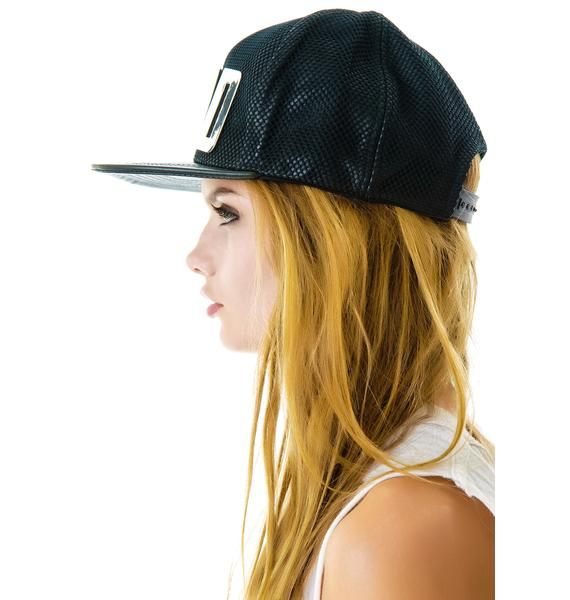 This Is A Love Song Rad Leather Hat